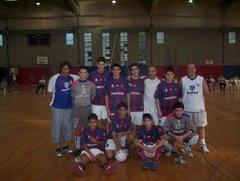 5ta. Div. Subcampeona 2004