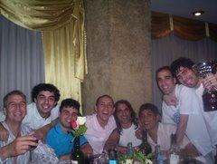 Festejando el Clausura 2004