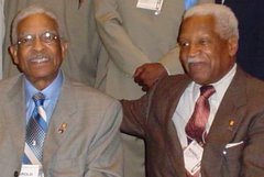 Harold Williams & Wendell Campbell