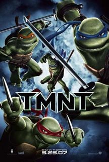 TMNT the movie