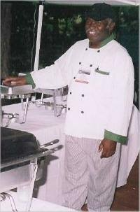 Chef Brown
