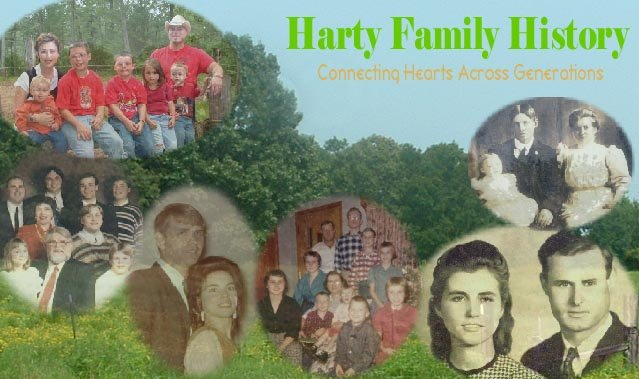 Harty Family History