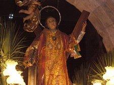 imatge de sant Vicent