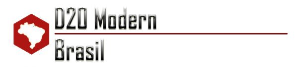 D20 Modern - Brasil