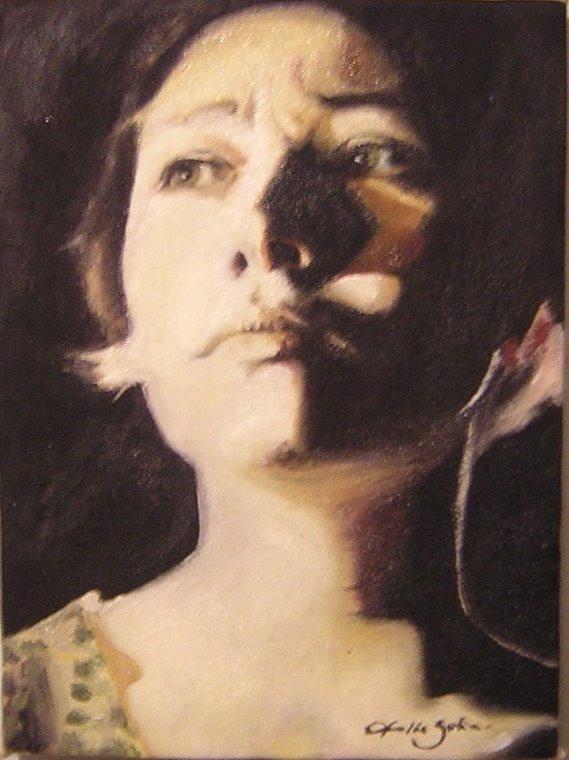 """Autorretrato"" 2003"
