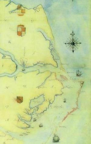 <b> John White 1685</b>