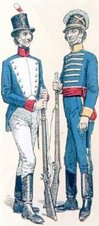 Milicianos de 1806