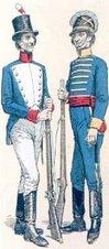 Milicianos de 1806