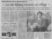 Texte de Josette LEGAT (Famille LACOUR)