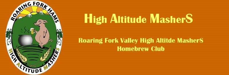 High Altitude MasherS