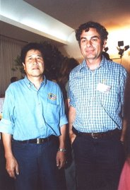 Con KIMURA SAN