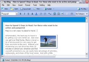 windows writer by microsoft