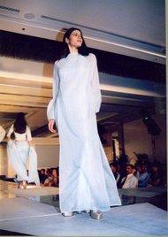 निफ्ट फैशन-शो में मेरे डिजाइन