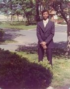 James in 1976