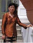 Wiwi, Fashion Designer & Dressmaking Guru