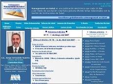 Sitio del Boletín Electrónico