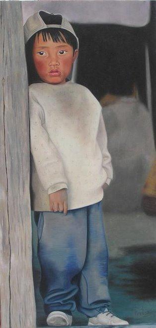 Niño de la calle