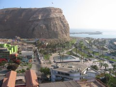 We are located in Arica, Chile
