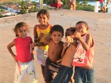 Children of Santa Rita (Brazil)