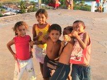 Children of Santa Rita (Brazil)