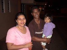 Gustavo & Family