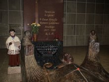 Tomb of Archbishop Romero