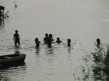 River Play in Maraba (Brazil)
