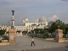 Central San Salvador