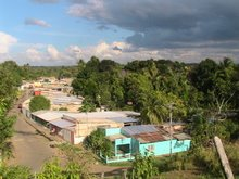 Suburb of San Felix