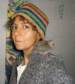 La pilimita con Clara Correa