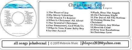 Music for Christmas!