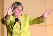 President Michele Bachelet