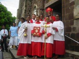 The Altar Servers