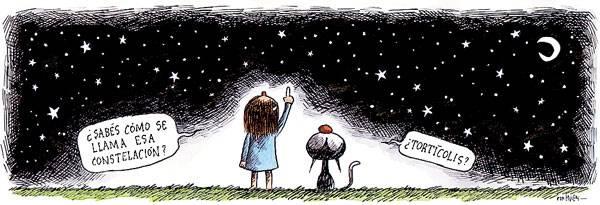 De la viñeta © Liniers.