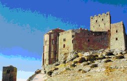 Castillo de Loarre,