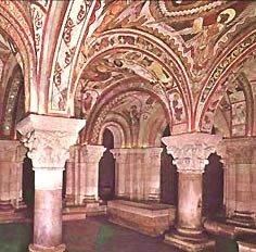 Colegiata de San Isidoro (León, España).