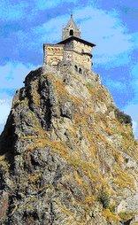 St. Michel dÂiguilhe (Le Puy-en -Velay (Francia)