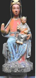 Virgen Romnica