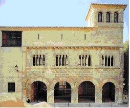 castillo de los reyes en Navarra