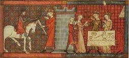 Perceval y el santo grial