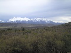 Cholila Mountains, the landscape Sundance Kid and Butch Cassidy's home in Patagonia