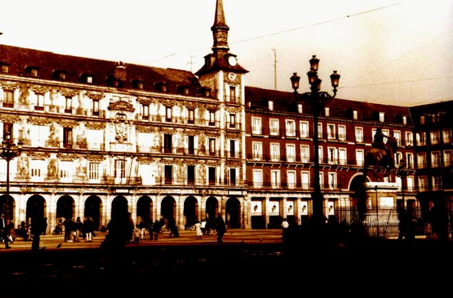 Plaza mayor.MADRID.03
