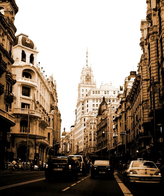 La gran via.Madrid.07