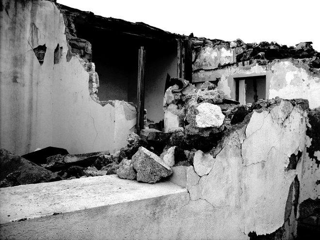Pueblo minero.Almeria.07