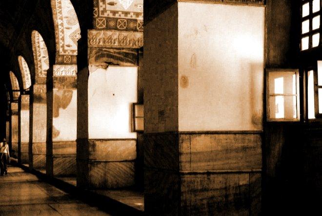Santa Sofía.Estambul.agosto 06
