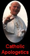 THE LATE POPE JOHN PAUL II