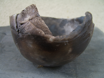 porcelaine enfumée