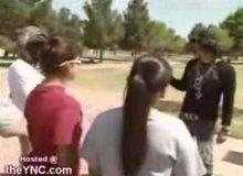 Una donna tagliata a metà[Half a woman]