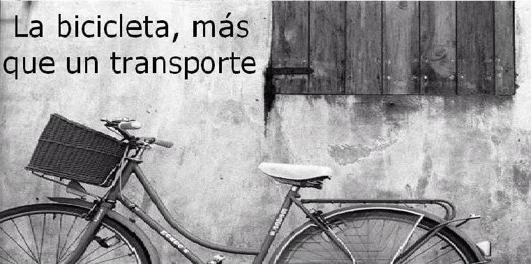 La Bicicleta, más que un transporte