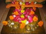 Tamal Krsna Goswami's Lotus Feet